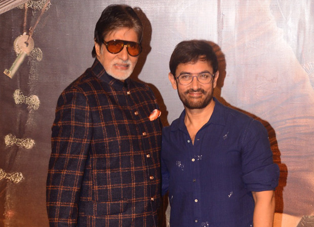 Amitabh Bachchan and Aamir Khan dodge the question about Tanushree Dutta's sexual harassment allegation against Nana Patekar during Thugs Of Hindostan trailer launch