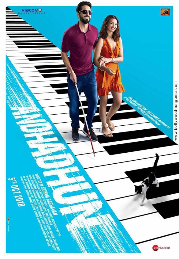 ANDHADHUN (2018) con TABU + Jukebox + Sub.Español + Online Andhadhun-1