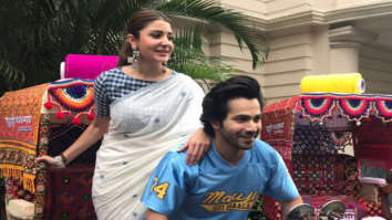 Anushka Sharma's love for Kolkata visible during promotions