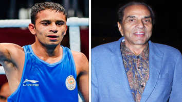 Asian Games winner Amit Panghal expresses his wish to meet Dharmendra; gets the most amazing response from the actor