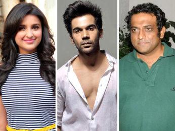 BREAKING Parineeti Chopra paired opposite Rajkummar Rao in Anurag Basu's next