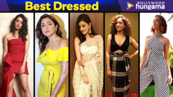 Best Dressed - Shraddha, Anushka, Kajal,Sanya and Yami
