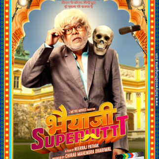 First Look Of The Movie Bhaiaji Superhitt
