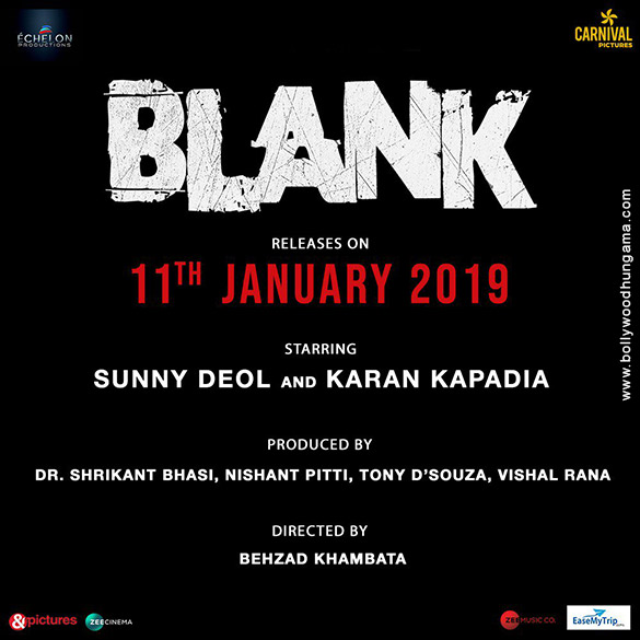First Look Of Blank