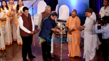 Celebs grace the Naimisharanya Foundation's Mumbai Kumbh Mela event