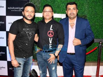 Celebs grace the launch of the new resto bar Angrezi Patiyaala