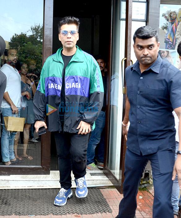 Disha Patani, Tiger Shroff, Karan Johar, Suhana Khan and others spotted at Bastian