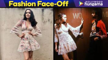 Fashion Face Off Shraddha Kapoor vs Alia Bhatt