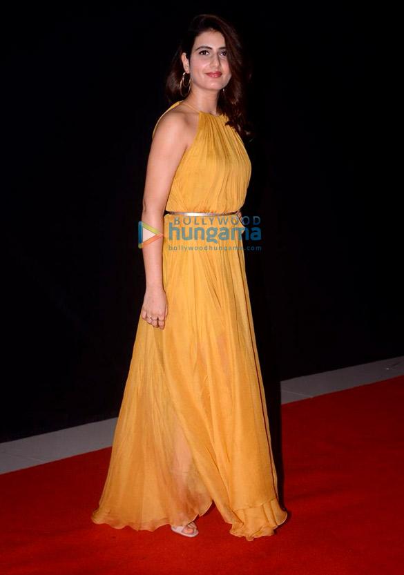 Fatima Sana Shaikh at Thugs Of Hindostan Trailer Launch (1)