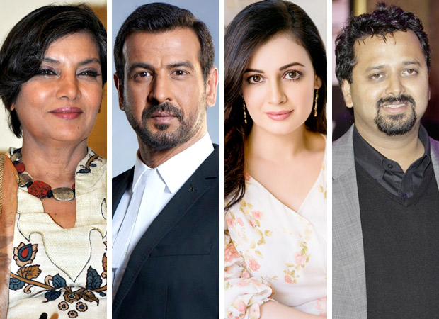 From Shabana Azmi to Ronit Roy to Dia Mirza, this is the cast of Nikhhil Advani's web-series Moghuls