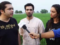 "Imtiaz Ali ""It's a RISK when you have new-faces BUT..."" Sajid Ali Laila-Majnu"
