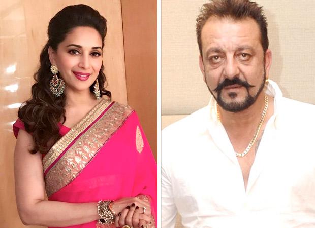 KALANK: Madhuri Dixit and Sanjay Dutt finally shoot TOGETHER; period drama also stars Varun Dhawan and Alia Bhatt