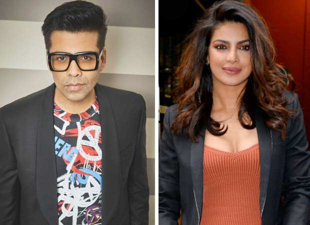 Karan Johar gives an apt reply to trolls AGE-SHAMING Priyanka Chopra for marrying much younger Nick Jonas - Bollywood Hungama