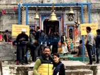 On The Sets Of The Movie Kedarnath