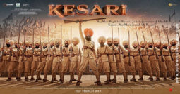First Look Of The Movie Kesari