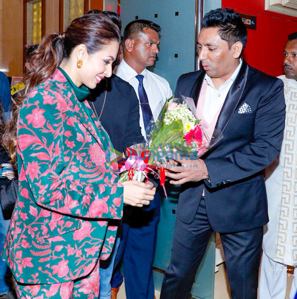 Malaika Arora snapped attending an event at Bally's Casino in Sri Lanka (5)