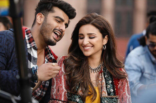 Parineeti Chopra's stylist talks about her Namaste England look