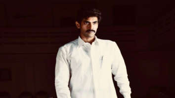 Rana Daggubati looks dashing in this NEW look as Chandrababu Naidu in this Nandamuri Balakrishna, Vidya Balan film
