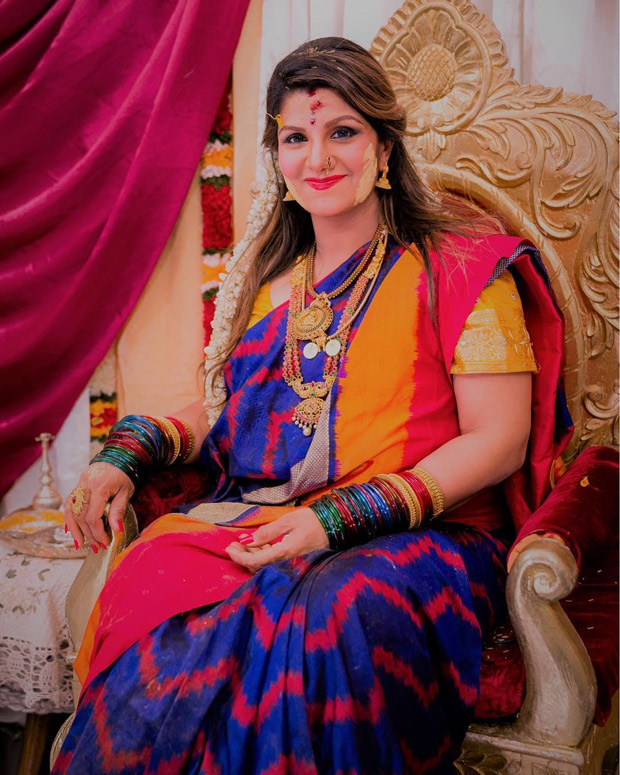 Salman Khan's Judwaa co-star Rambha announces the arrival of her THIRD baby and it is a BOY!