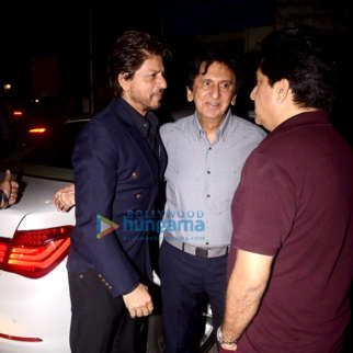 Shah Rukh Khan snapped in Mumbai