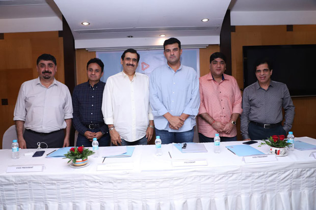 Siddharth Roy Kapur unanimously re-elected as the President of the Producers Guild of India