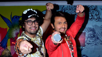 Sonu Nigam unveils his wax statue