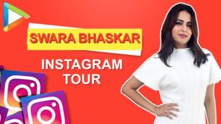Swara Bhaskar Instagram Tour S01E02 Bollywood Hungama