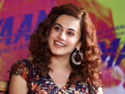 """Taapsee Pannu """"I couldn't afford to have MULK & MANMARZIYAAN overlap"""""""