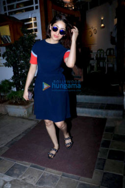 Yami Gautam and Surilie Gautam spotted at Fable in Juhu