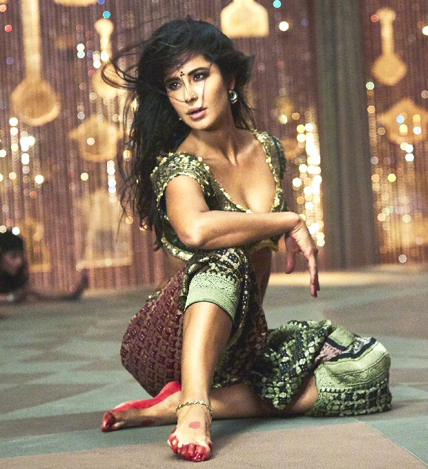 """""""Aamir Khan and I always end up doing the most difficult songs together"""" - Katrina Kaif on dancing with Aamir after Dhoom 3"""