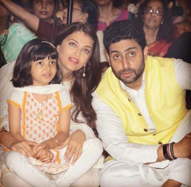 Abhishek Bachchan can't stop praising his wife Aishwarya Rai Bachchan