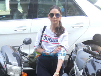 Aditi Rao Hydari spotted in Bandra