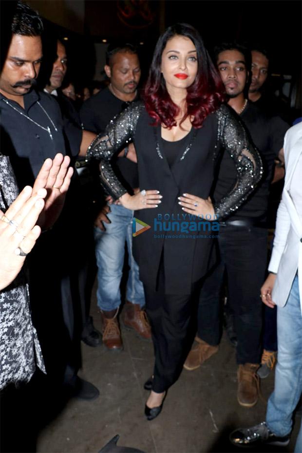 Aishwarya Rai Bachchan in Rohit Gandhi & Rahul Khanna pantsuit (1)