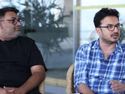 """Akshat Ghilkdial """"Bhasha jo hai Film Mein Woh Characters Define Karte hai..."""" Shantanu Shrivastava"""