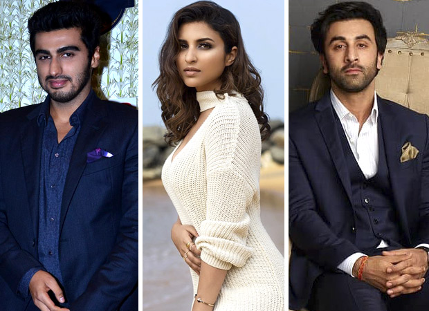 Arjun Kapoor COMPARES Parineeti Chopra with Ranbir Kapoor in QUIRKIEST way (watch video)