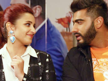 B-talk Arjun Kapoor RAPS for Parineeti Sharman Joshi on Golmaal Sajid Khan unfiltered