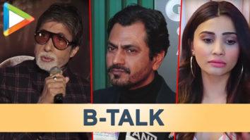 B-talk Big B TROLLS Aamir Khan Daisy Shah SUPPORTS Tanushree Dutta over Nana Nawaz