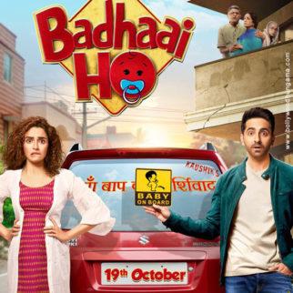 First Look Of Badhaai Ho