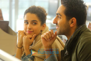 Movie Stills Of The Movie Badhaai Ho
