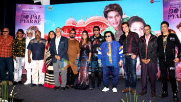 Bappi Lahiri graces the music launch of 'Mausam Ikrar Ke Do Pal Pyar Ke'