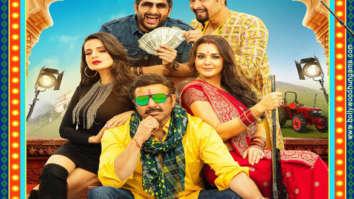 First Look Of The Movie Bhaiaji Superhittt