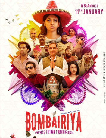 First Look Of The Movie Bombairiya