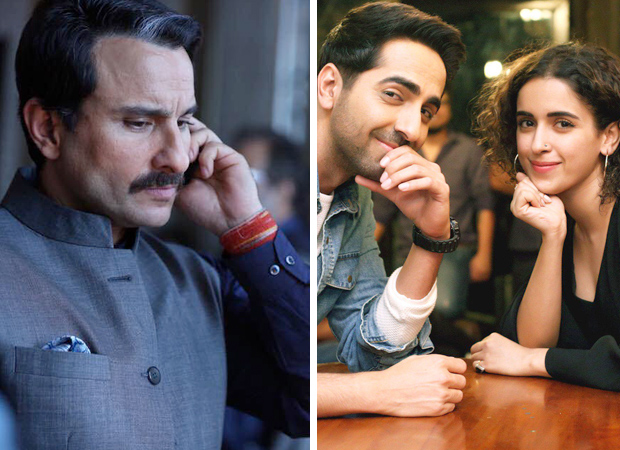 Box Office: Baazaar has a fair Monday, Badhaai Ho stays good