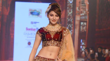 CHECK OUT Urvashi Rautela at the ramp walk of Bombay Times Fashion Week Day 1