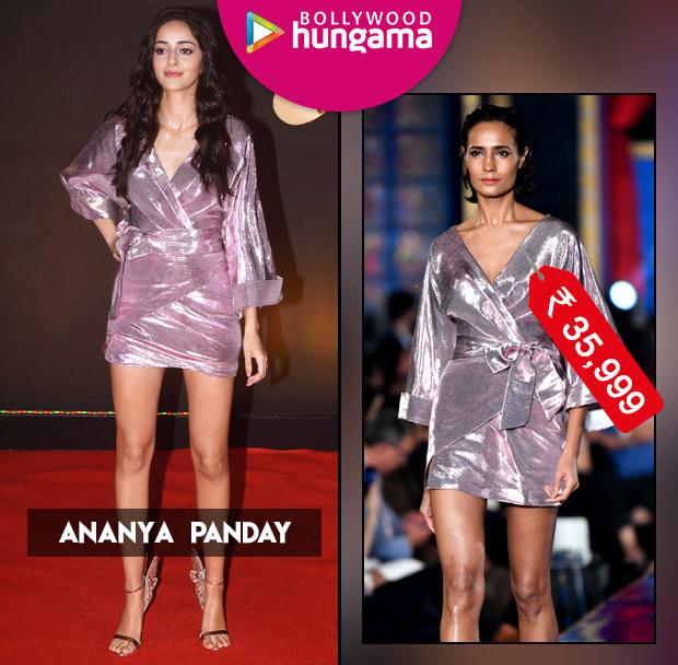 Celebrity Splurges - Ananya Panday