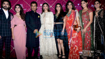 Celebs grace the Shaadi By Marriott fashion show