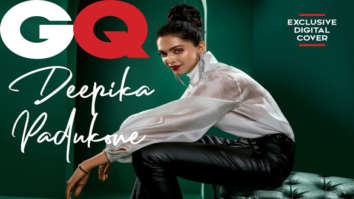 Deepika Padukone On The Cover Of GQ Magazine