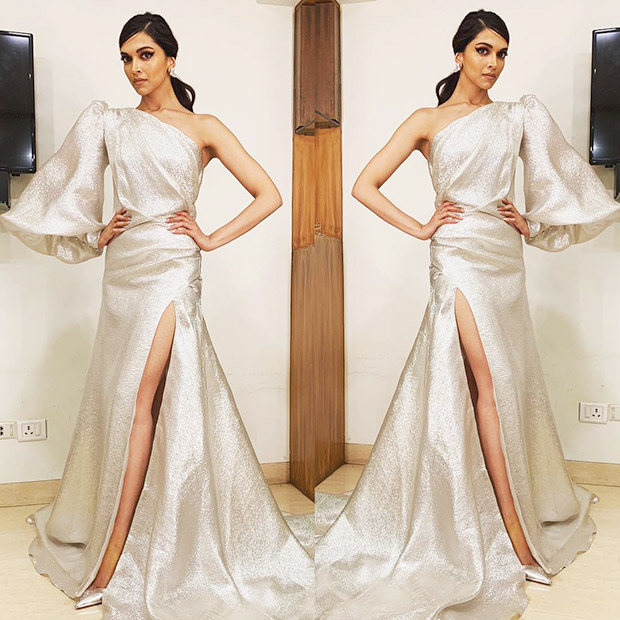Deepika Padukone in Gauri & Nainika for Elle Beauty Awards 2018 (2)