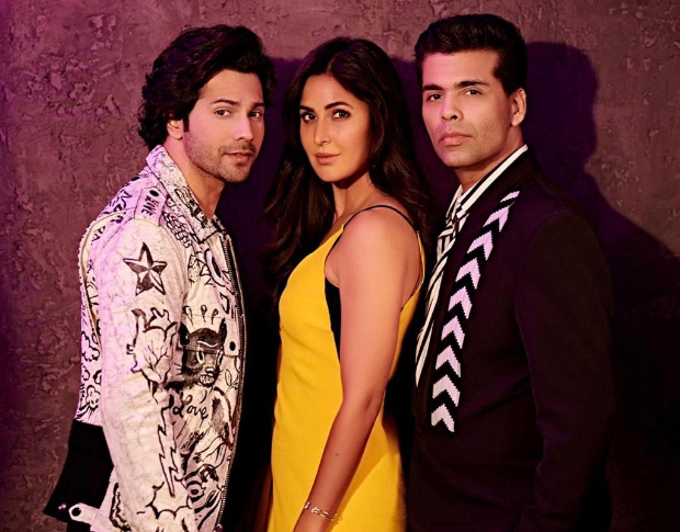 Koffee With Karan 6: ABCD 3 stars Varun Dhawan and Katrina Kaif share a cuppa on Karan Johar's show