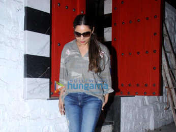 Gauri khan snapped in Bandra
